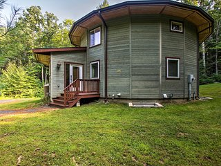 Modern Custom-Built West Hatfield Home on 7 Acres!