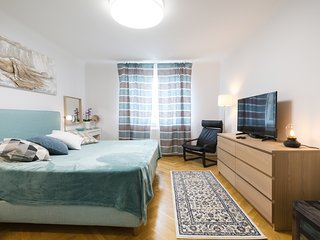 Central 1 Bed Apartment 'RUDOLFPLATZ'