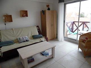Arcachon centre - proche gare, commerces et plage - Studio cabine avec balcon et