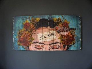 Frida's nest * Downtown Mexico City (P20)