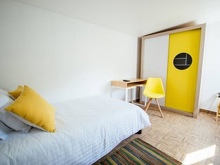 Clean, Cozy and Stylish in Condesa (G11)