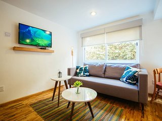 Unmatchable confort and location in Condesa (G9)
