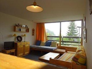 Appartement 2 pieces 7 personnes a Arc 1600 dans une residence proche des pistes