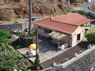 Villa exclusiva en La Gomera. Vista Mar Altozano