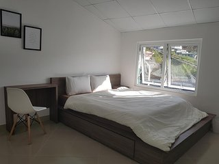 Forelsket Homestay Double Room with Mountain View