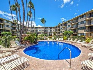 Maui Oceanview Condo in Beachfront Resort—Great Views & Value, 2 BR/2 BA