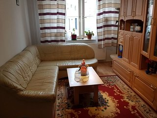 Cozy apartment in Hanover with Parking, Internet, Washing machine