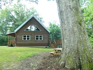 NEW Log Cabin in Black Mountain NC -only 15 min. to ASHEVILLE 3 bedroom 2 bath