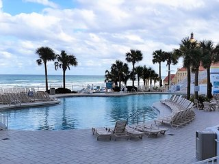 Beautiful Daytona Beach at Ocean Walk Resort