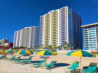 Breathtaking Daytona Beach at Ocean Walk Resort