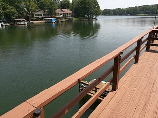 Lake Front Townhouse with Spectacular Views!