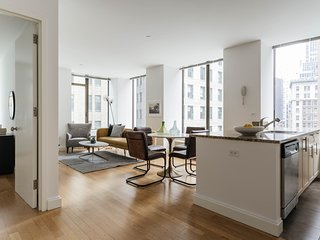 Picturesque 1BR in FiDi by Sonder