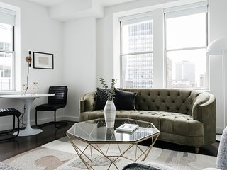 Hip 1BR in FiDi by Sonder