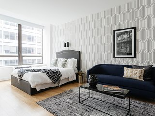 Pleasant Studio in FiDi by Sonder