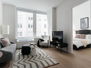 Lovely 1BR in FiDi by Sonder