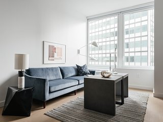 Bright 1BR in FiDi by Sonder