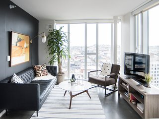 Sophisticated 2BR in SoMA by Sonder