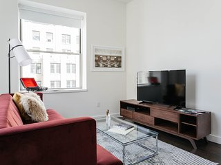 Lively 1BR in FiDi by Sonder