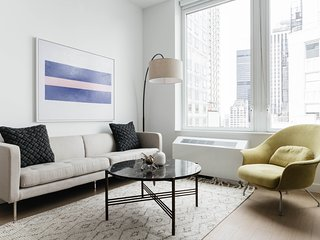 Sleek 1BR in FiDi by Sonder