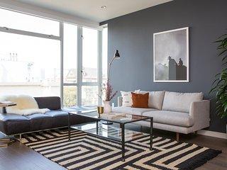 Sonder | Van Ness | Modern 1BR + Rooftop