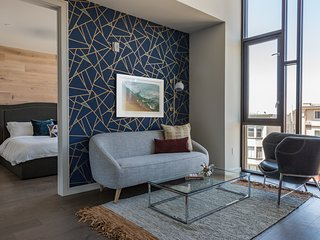 Sonder | Lombard Apartments | Artsy 1BR + Rooftop