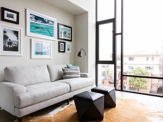 Sonder | Lombard Apartments | Lovely 1BR + Rooftop