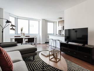 Contemporary 1BR in Midtown East by Sonder