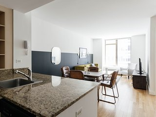 Sonder | Hanover Square | Charming 1BR + Rooftop