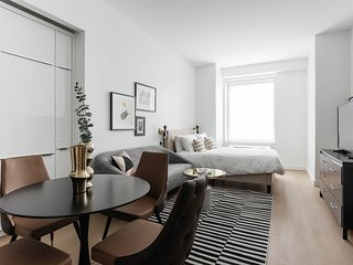 Charming Studio in FiDi by Sonder