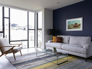 Sonder | Lombard Street | Tranquil 1BR + Rooftop