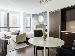 Deluxe Studio in FiDi by Sonder