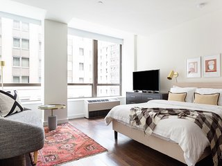 Intimate Studio in FiDi by Sonder
