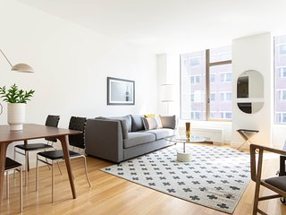 Playful 1BR in FiDi by Sonder