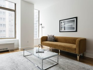 Desirable 1BR in FiDi by Sonder