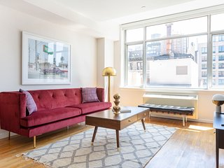 Grand 1BR in Chelsea by Sonder