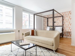 Lively Studio in Chelsea by Sonder