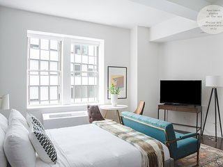Dashing 1BR in FiDi by Sonder