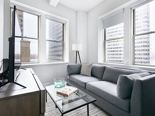 Spacious 2BR in FiDi by Sonder