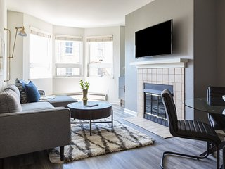 Posh 1BR in Lower Pacific Heights by Sonder
