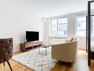 Lively Studio in Chelsea by Sonder