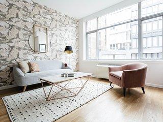 Elegant 1BR in Chelsea by Sonder