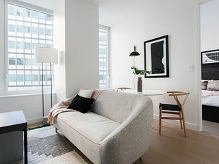 Delightful 1BR in FiDi by Sonder