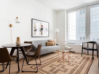 Deluxe 1BR in FiDi by Sonder