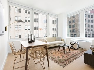 Luxurious 2BR in FiDi by Sonder
