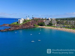 Hawaii Life Presents Whaler 508 Ocean view/BlackRock View 1BR/2BA