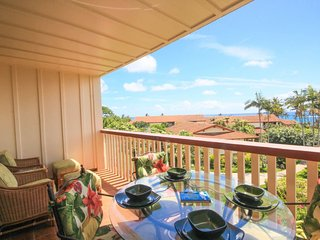 Free Rental Car, Partial Ocean View, Near Poipu Beach