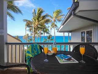 Poipu Palms 302: Oceanfront Pool, Short Walk To Beach
