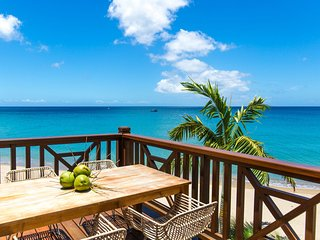 2 Bedroom Beachfront Villas - Stunning Ocean Views - Great rates !!!