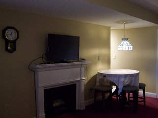 Fifth floor Gatlinburg condo 508 with private balcony and nice views of downtown