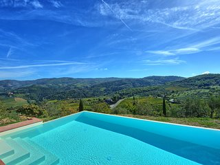 3 bedroom Apartment in Panzano in Chianti, Tuscany, Italy : ref 5240023